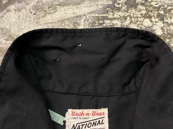 5月23日(土)11:30~マグネッツ大阪店オンラインストア夏物ヴィンテージ入荷!!#4 Vintage Shirt編Part2!!1940\'s~レーヨン&コットンボックスシャツ!!_c0078587_17074053.jpg