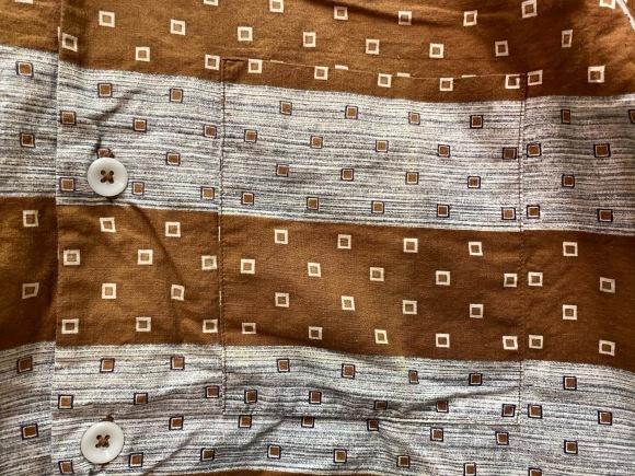 5月23日(土)11:30~マグネッツ大阪店オンラインストア夏物ヴィンテージ入荷!!#4 Vintage Shirt編Part2!!1940\'s~レーヨン&コットンボックスシャツ!!_c0078587_17110732.jpg