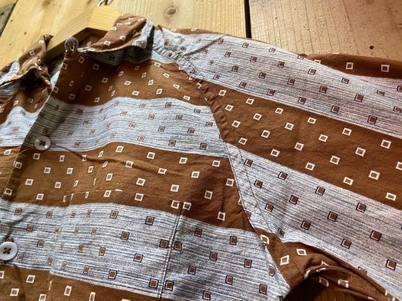 5月23日(土)11:30~マグネッツ大阪店オンラインストア夏物ヴィンテージ入荷!!#4 Vintage Shirt編Part2!!1940\'s~レーヨン&コットンボックスシャツ!!_c0078587_17110735.jpg