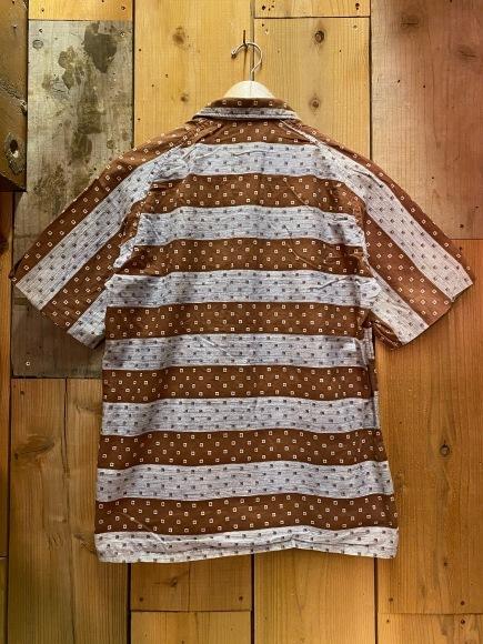 5月23日(土)11:30~マグネッツ大阪店オンラインストア夏物ヴィンテージ入荷!!#4 Vintage Shirt編Part2!!1940\'s~レーヨン&コットンボックスシャツ!!_c0078587_17111565.jpg