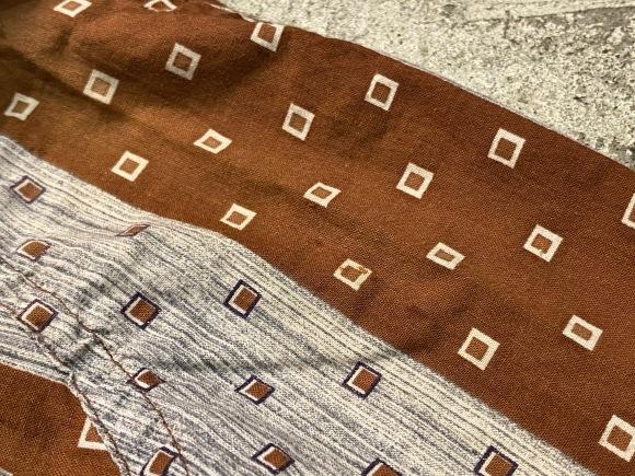 5月23日(土)11:30~マグネッツ大阪店オンラインストア夏物ヴィンテージ入荷!!#4 Vintage Shirt編Part2!!1940\'s~レーヨン&コットンボックスシャツ!!_c0078587_17111756.jpg