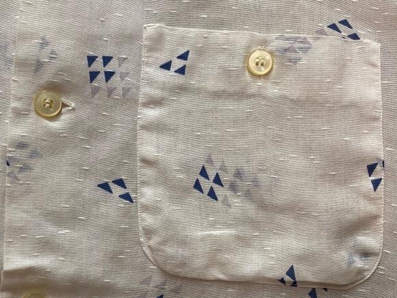 5月23日(土)11:30~マグネッツ大阪店オンラインストア夏物ヴィンテージ入荷!!#4 Vintage Shirt編Part2!!1940\'s~レーヨン&コットンボックスシャツ!!_c0078587_17131234.jpg