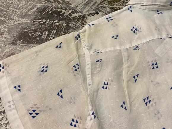 5月23日(土)11:30~マグネッツ大阪店オンラインストア夏物ヴィンテージ入荷!!#4 Vintage Shirt編Part2!!1940\'s~レーヨン&コットンボックスシャツ!!_c0078587_17132298.jpg