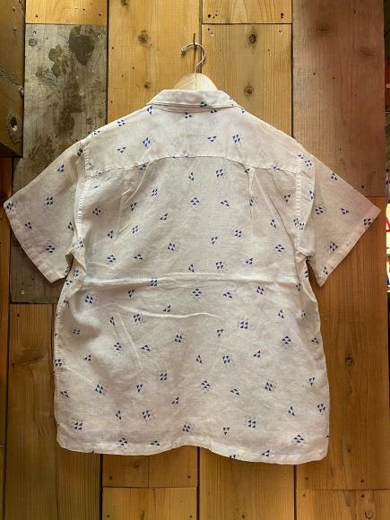 5月23日(土)11:30~マグネッツ大阪店オンラインストア夏物ヴィンテージ入荷!!#4 Vintage Shirt編Part2!!1940\'s~レーヨン&コットンボックスシャツ!!_c0078587_17132383.jpg