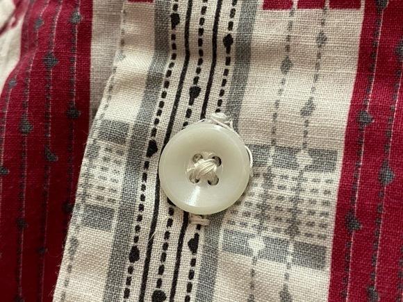 5月23日(土)11:30~マグネッツ大阪店オンラインストア夏物ヴィンテージ入荷!!#4 Vintage Shirt編Part2!!1940\'s~レーヨン&コットンボックスシャツ!!_c0078587_17163528.jpg