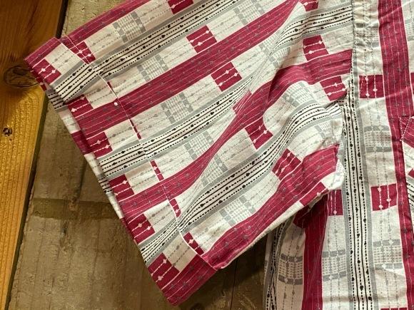 5月23日(土)11:30~マグネッツ大阪店オンラインストア夏物ヴィンテージ入荷!!#4 Vintage Shirt編Part2!!1940\'s~レーヨン&コットンボックスシャツ!!_c0078587_17163855.jpg