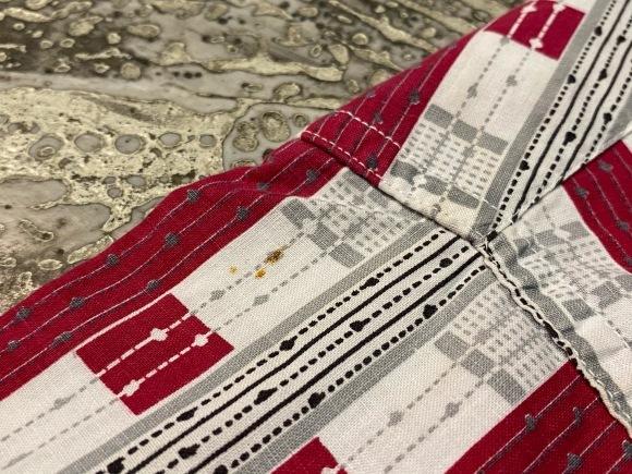 5月23日(土)11:30~マグネッツ大阪店オンラインストア夏物ヴィンテージ入荷!!#4 Vintage Shirt編Part2!!1940\'s~レーヨン&コットンボックスシャツ!!_c0078587_17165040.jpg