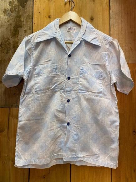 5月23日(土)11:30~マグネッツ大阪店オンラインストア夏物ヴィンテージ入荷!!#4 Vintage Shirt編Part2!!1940\'s~レーヨン&コットンボックスシャツ!!_c0078587_17184708.jpg