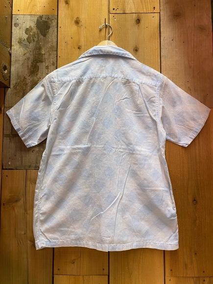 5月23日(土)11:30~マグネッツ大阪店オンラインストア夏物ヴィンテージ入荷!!#4 Vintage Shirt編Part2!!1940\'s~レーヨン&コットンボックスシャツ!!_c0078587_17185501.jpg