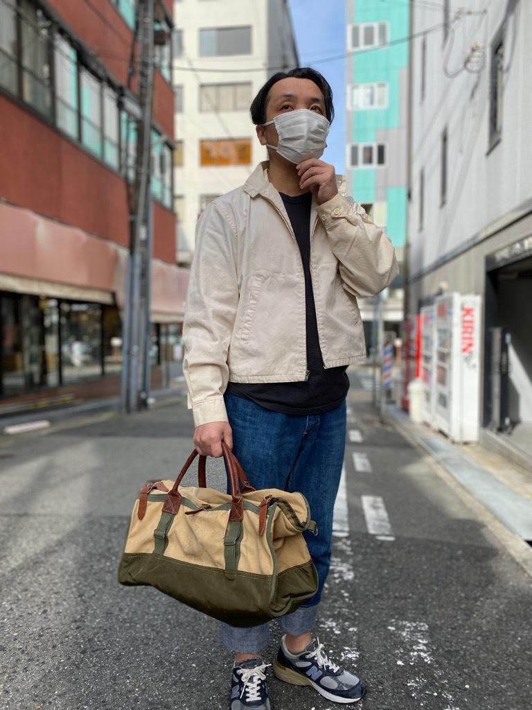 マグネッツ神戸店5/23(土)OnlineStore服飾雑貨&シューズ入荷! #3 Superior Bag!!!_c0078587_17433305.jpg