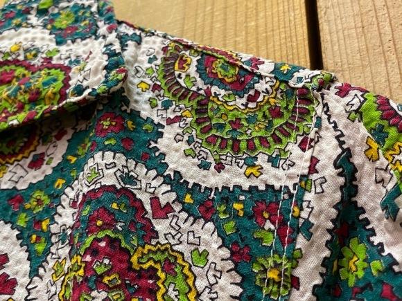 5月23日(土)11:30~マグネッツ大阪店オンラインストア夏物ヴィンテージ入荷!!#4 Vintage Shirt編Part2!!1940\'s~レーヨン&コットンボックスシャツ!!_c0078587_18071476.jpg