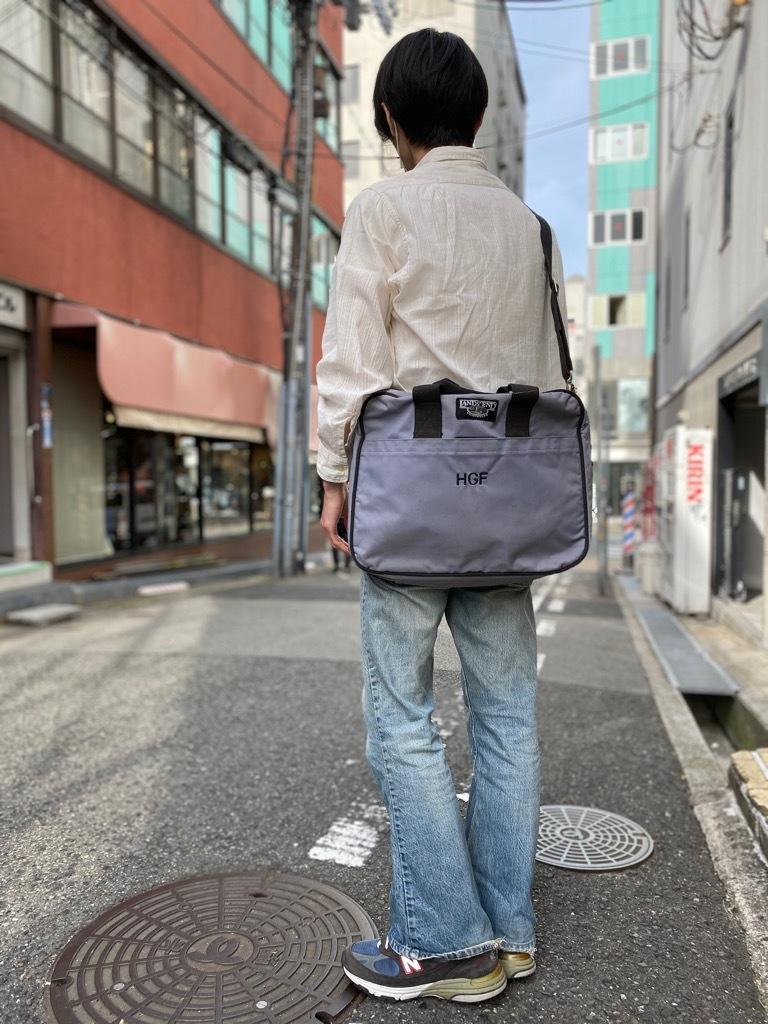 マグネッツ神戸店5/23(土)服飾雑貨&シューズ入荷! #3 Casual Bag Item!!!_c0078587_18494283.jpg