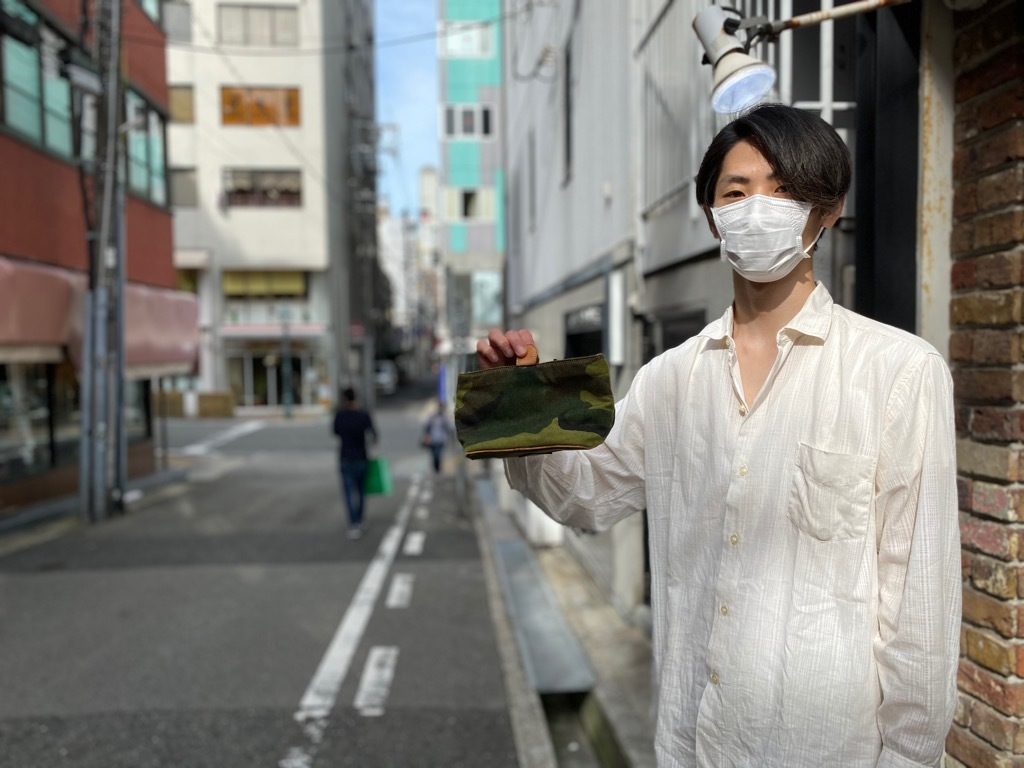 マグネッツ神戸店5/23(土)服飾雑貨&シューズ入荷! #3 Casual Bag Item!!!_c0078587_19021841.jpg