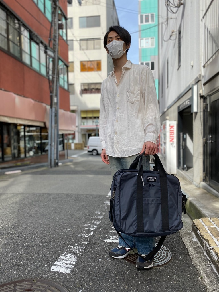 マグネッツ神戸店5/23(土)服飾雑貨&シューズ入荷! #3 Casual Bag Item!!!_c0078587_20015982.jpg