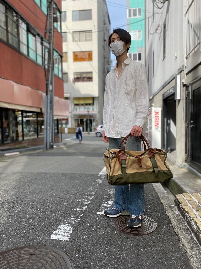 マグネッツ神戸店5/23(土)服飾雑貨&シューズ入荷! #3 Casual Bag Item!!!_c0078587_20060506.jpg