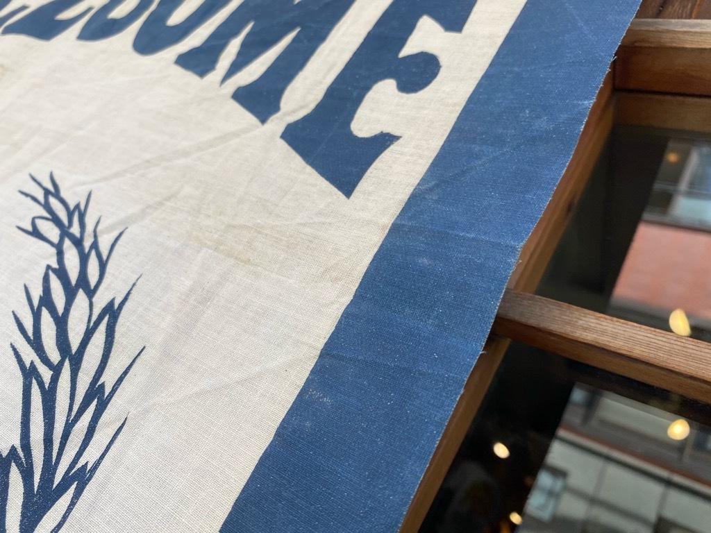 マグネッツ神戸店5/23(土)OnlineStore服飾雑貨&シューズ入荷! #4 Vintage Flag,Rug Item!!!_c0078587_20423771.jpg
