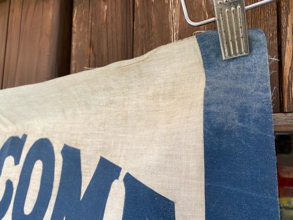 マグネッツ神戸店5/23(土)OnlineStore服飾雑貨&シューズ入荷! #4 Vintage Flag,Rug Item!!!_c0078587_20441678.jpg