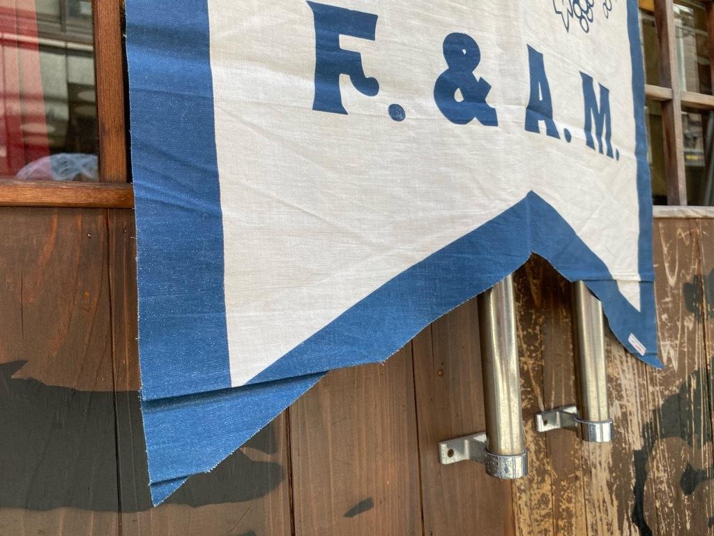 マグネッツ神戸店5/23(土)OnlineStore服飾雑貨&シューズ入荷! #4 Vintage Flag,Rug Item!!!_c0078587_20441853.jpg