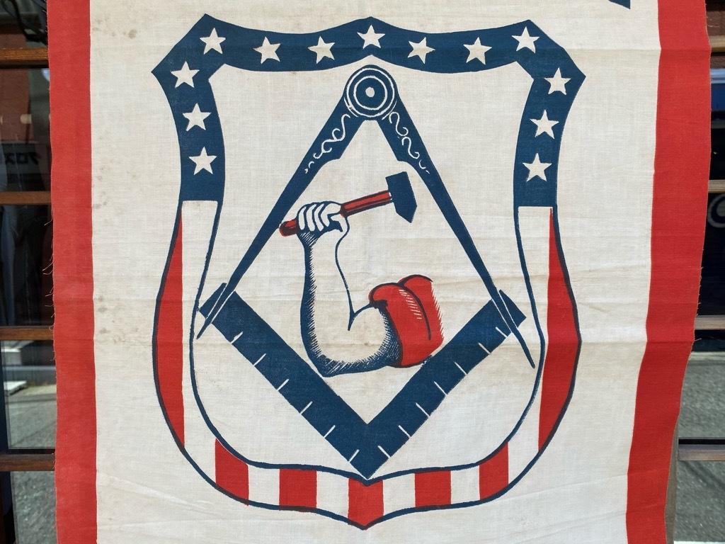 マグネッツ神戸店5/23(土)OnlineStore服飾雑貨&シューズ入荷! #4 Vintage Flag,Rug Item!!!_c0078587_20472115.jpg