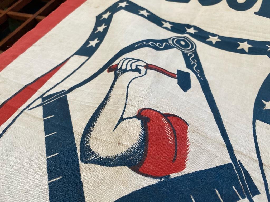 マグネッツ神戸店5/23(土)OnlineStore服飾雑貨&シューズ入荷! #4 Vintage Flag,Rug Item!!!_c0078587_20472128.jpg