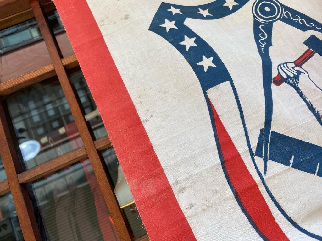 マグネッツ神戸店5/23(土)OnlineStore服飾雑貨&シューズ入荷! #4 Vintage Flag,Rug Item!!!_c0078587_20472149.jpg
