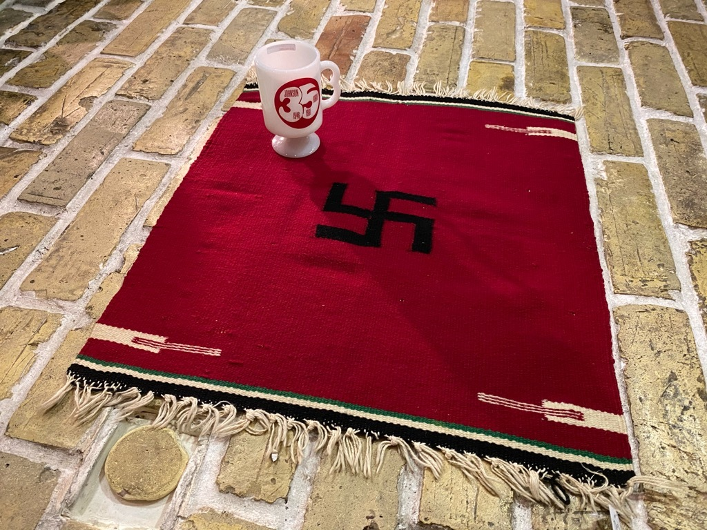 マグネッツ神戸店5/23(土)OnlineStore服飾雑貨&シューズ入荷! #4 Vintage Flag,Rug Item!!!_c0078587_20495288.jpg