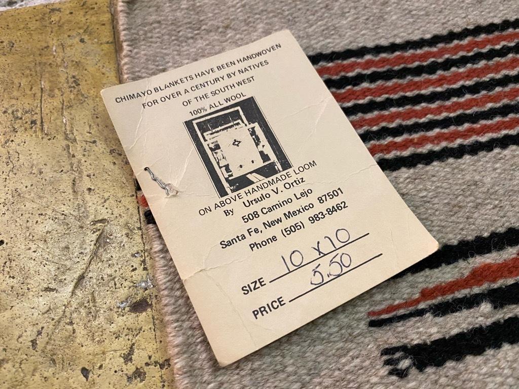 マグネッツ神戸店5/23(土)OnlineStore服飾雑貨&シューズ入荷! #4 Vintage Flag,Rug Item!!!_c0078587_21050046.jpg