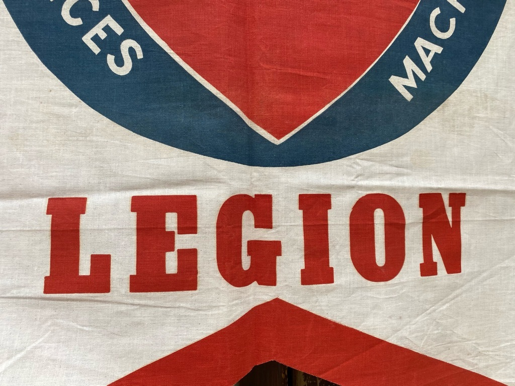 マグネッツ神戸店5/23(土)服飾雑貨&シューズ入荷! #4 Vintage Flag &Belt!!!_c0078587_22191939.jpg