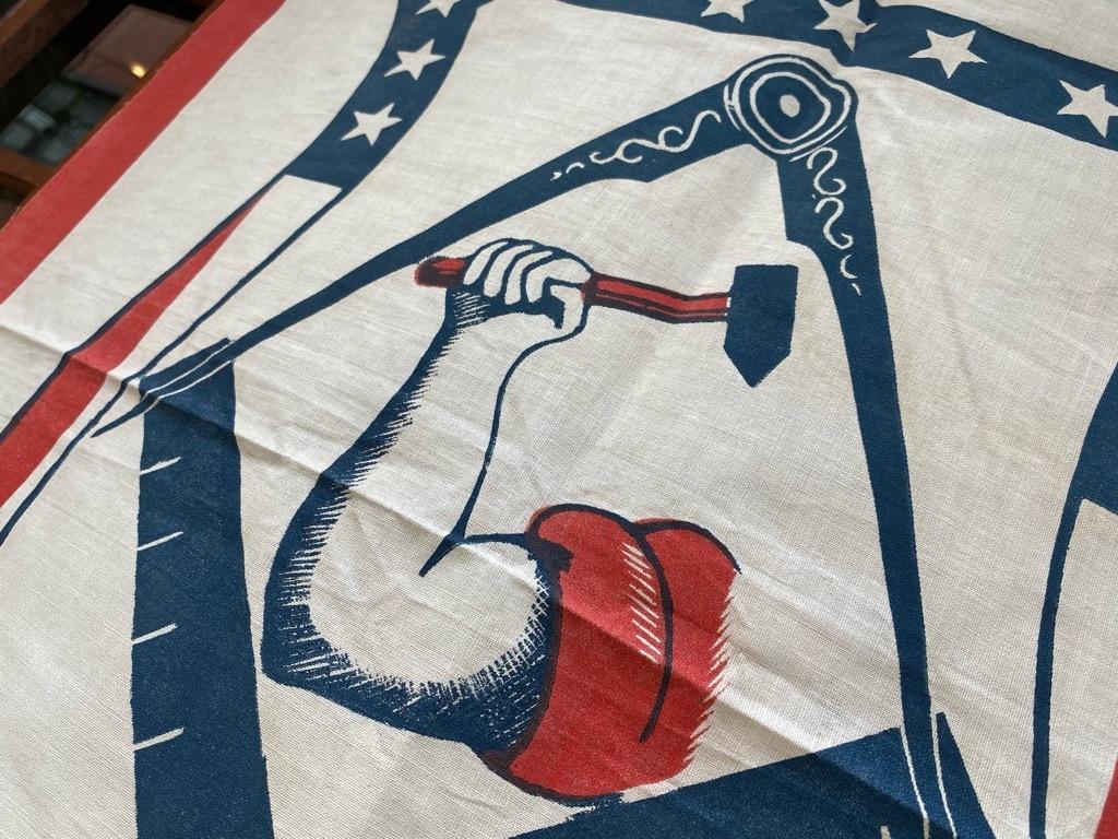 マグネッツ神戸店5/23(土)服飾雑貨&シューズ入荷! #4 Vintage Flag &Belt!!!_c0078587_22195178.jpg