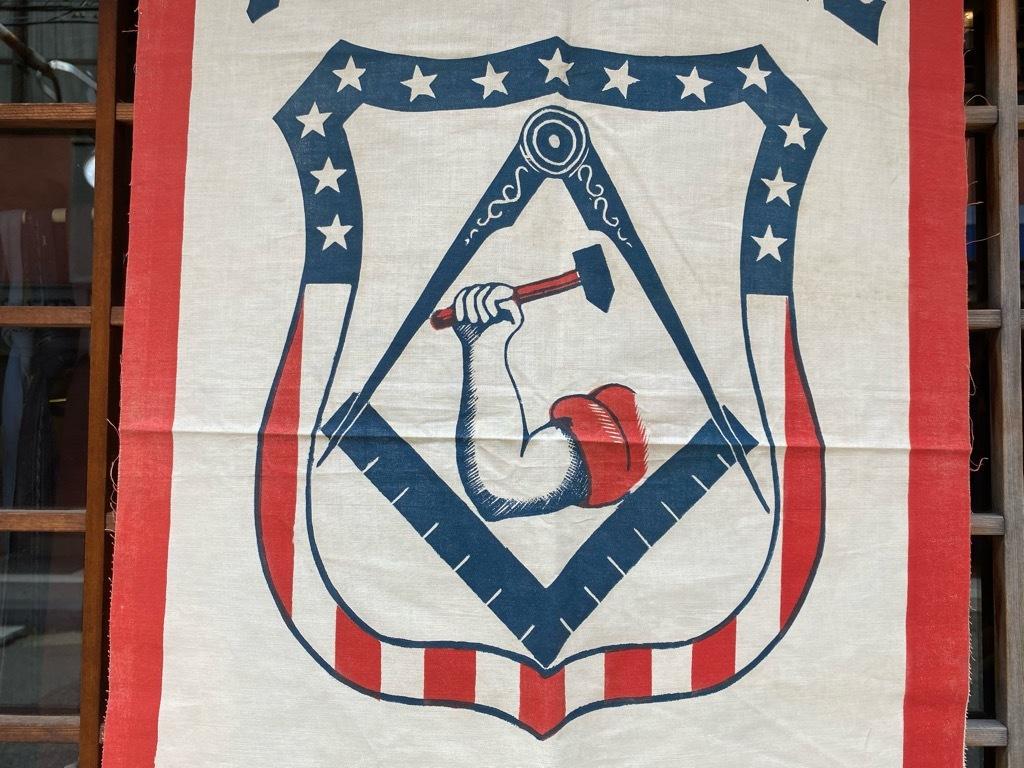 マグネッツ神戸店5/23(土)服飾雑貨&シューズ入荷! #4 Vintage Flag &Belt!!!_c0078587_22195186.jpg
