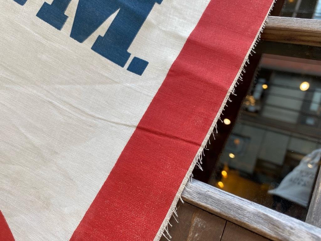 マグネッツ神戸店5/23(土)服飾雑貨&シューズ入荷! #4 Vintage Flag &Belt!!!_c0078587_22195204.jpg
