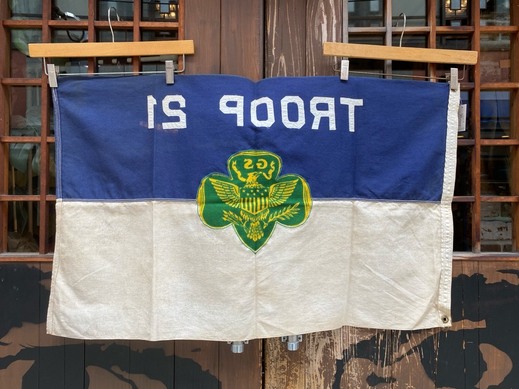 マグネッツ神戸店5/23(土)服飾雑貨&シューズ入荷! #4 Vintage Flag &Belt!!!_c0078587_22222461.jpg