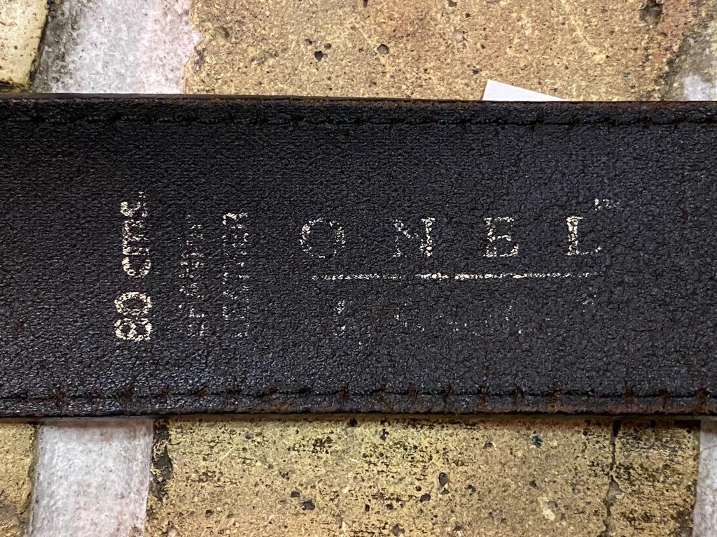 マグネッツ神戸店5/23(土)服飾雑貨&シューズ入荷! #4 Vintage Flag &Belt!!!_c0078587_22264865.jpg