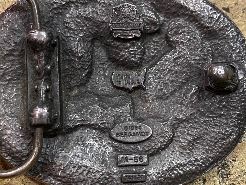 マグネッツ神戸店5/23(土)服飾雑貨&シューズ入荷! #4 Vintage Flag &Belt!!!_c0078587_22273208.jpg