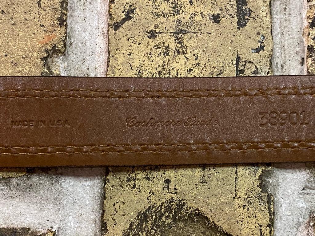 マグネッツ神戸店5/23(土)服飾雑貨&シューズ入荷! #4 Vintage Flag &Belt!!!_c0078587_22301989.jpg