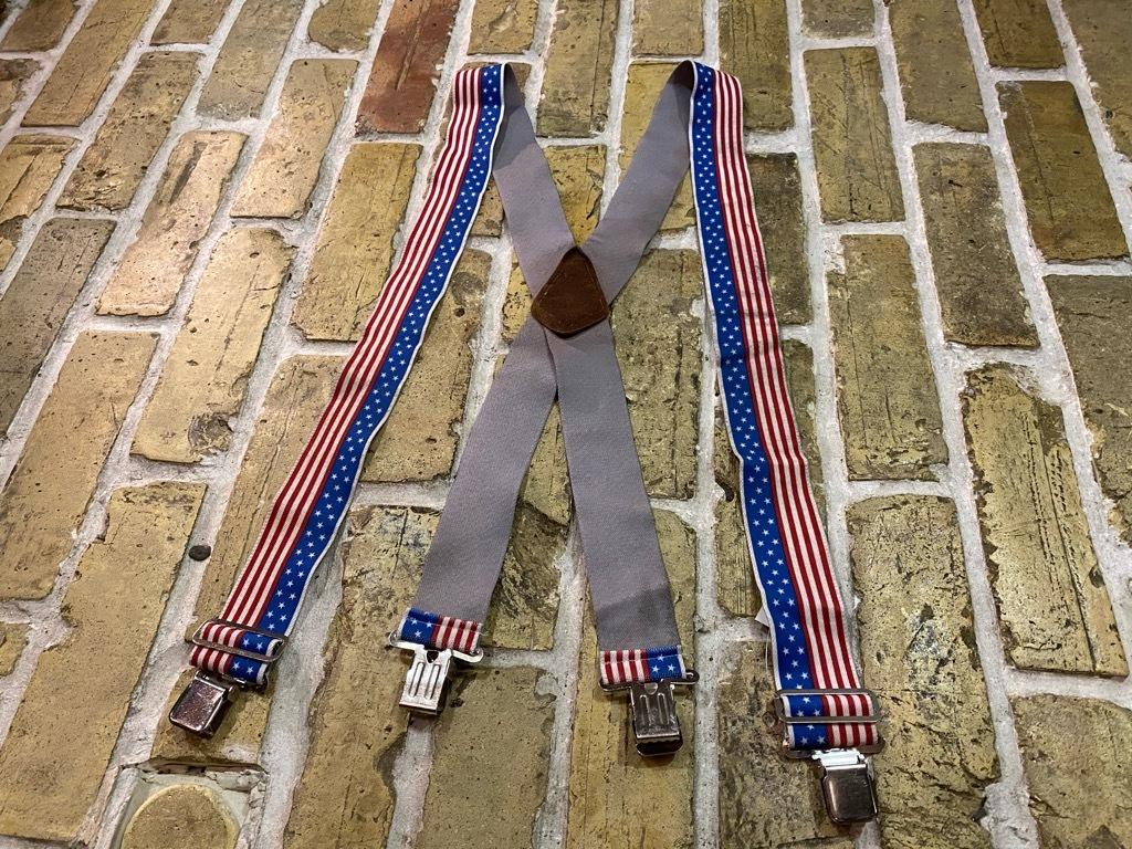 マグネッツ神戸店5/23(土)服飾雑貨&シューズ入荷! #4 Vintage Flag &Belt!!!_c0078587_22315140.jpg