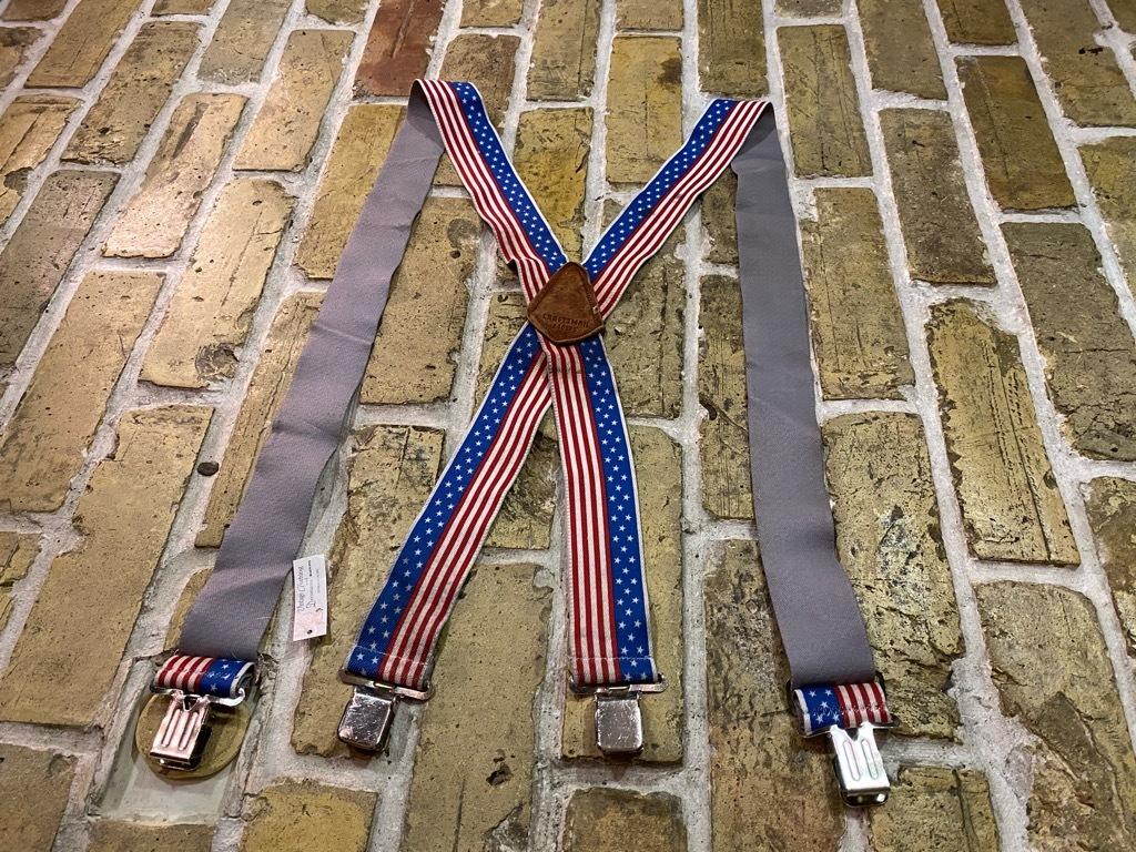 マグネッツ神戸店5/23(土)服飾雑貨&シューズ入荷! #4 Vintage Flag &Belt!!!_c0078587_22315237.jpg