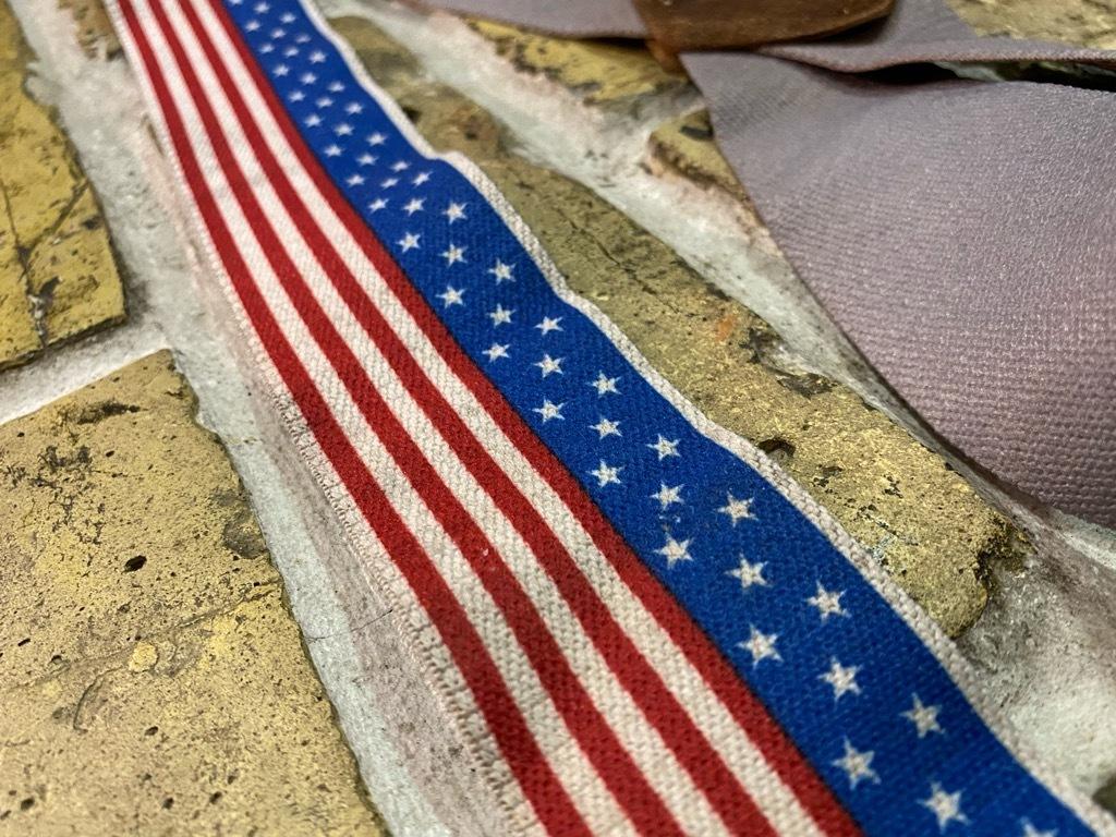 マグネッツ神戸店5/23(土)服飾雑貨&シューズ入荷! #4 Vintage Flag &Belt!!!_c0078587_22315281.jpg