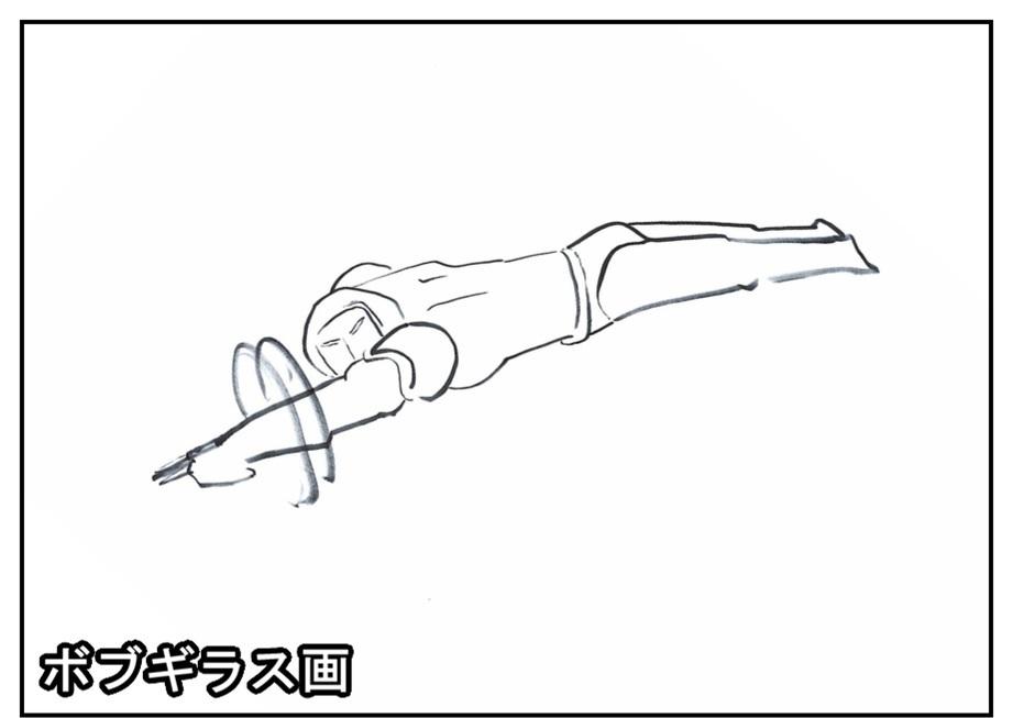 【ただの雑記】リモートラクガキ対決_f0205396_12390778.jpg