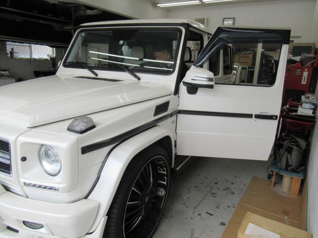 AMGゲレンデ、BMW納車・・・・・トールお預かり_c0360321_21464093.jpg