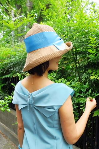 帽子が決めてくれる、あちら、こちら。_d0046025_19285288.jpg