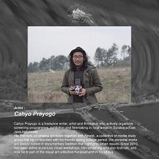 映像作品:インドネシアのチャヨ・プラヨゴ「SAPU ANGIN」@ギャラリー Pulau Isolasi(孤島) 5/24 - 5/25 24時間限定上映_a0054926_20165812.jpg