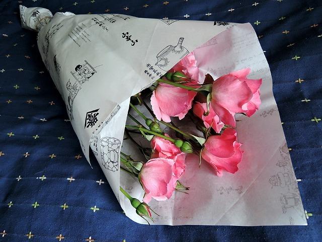 薔薇が咲いた♪_c0062832_15235465.jpg