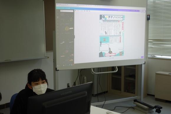 学校再開!!学校新聞作成中!!_f0238767_14353071.jpg
