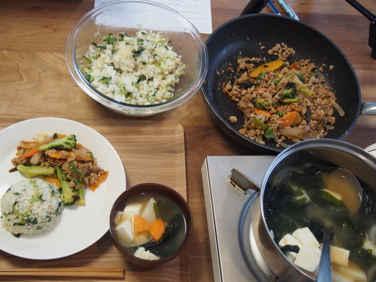 オンライン料理教室開催しました。_d0128268_23160993.jpg
