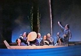 7-15/30-52 舞台「小林一茶」井上ひさし作 木村光一演出 こまつ座の時代(アングラの帝王から新劇へ)_f0325673_14390382.jpg