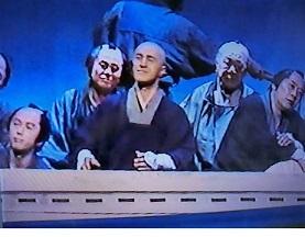 7-15/30-52 舞台「小林一茶」井上ひさし作 木村光一演出 こまつ座の時代(アングラの帝王から新劇へ)_f0325673_14420267.jpg