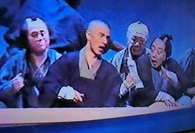 7-16/30-53 舞台「小林一茶」井上ひさし作 木村光一演出 こまつ座の時代(アングラの帝王から新劇へ)_f0325673_15464225.jpg