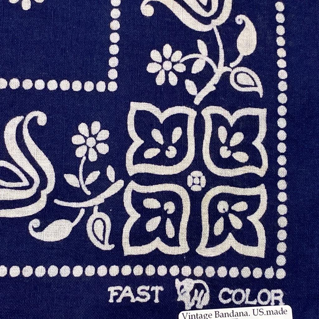 マグネッツ神戸店5/23(土)OnlineStore服飾雑貨&シューズ入荷! #5 Vintage  Bandana!!!_c0078587_14322206.jpg