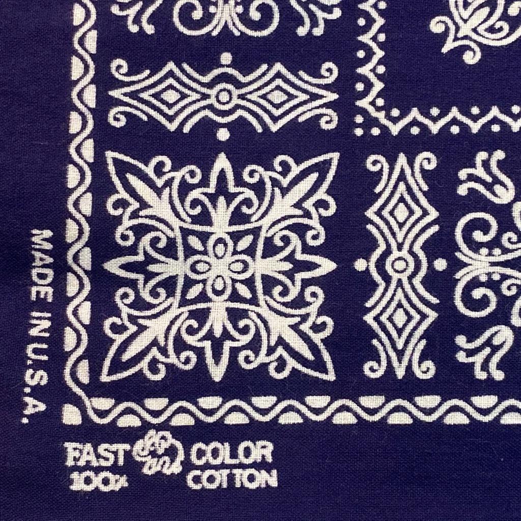 マグネッツ神戸店5/23(土)OnlineStore服飾雑貨&シューズ入荷! #5 Vintage  Bandana!!!_c0078587_14480378.jpg